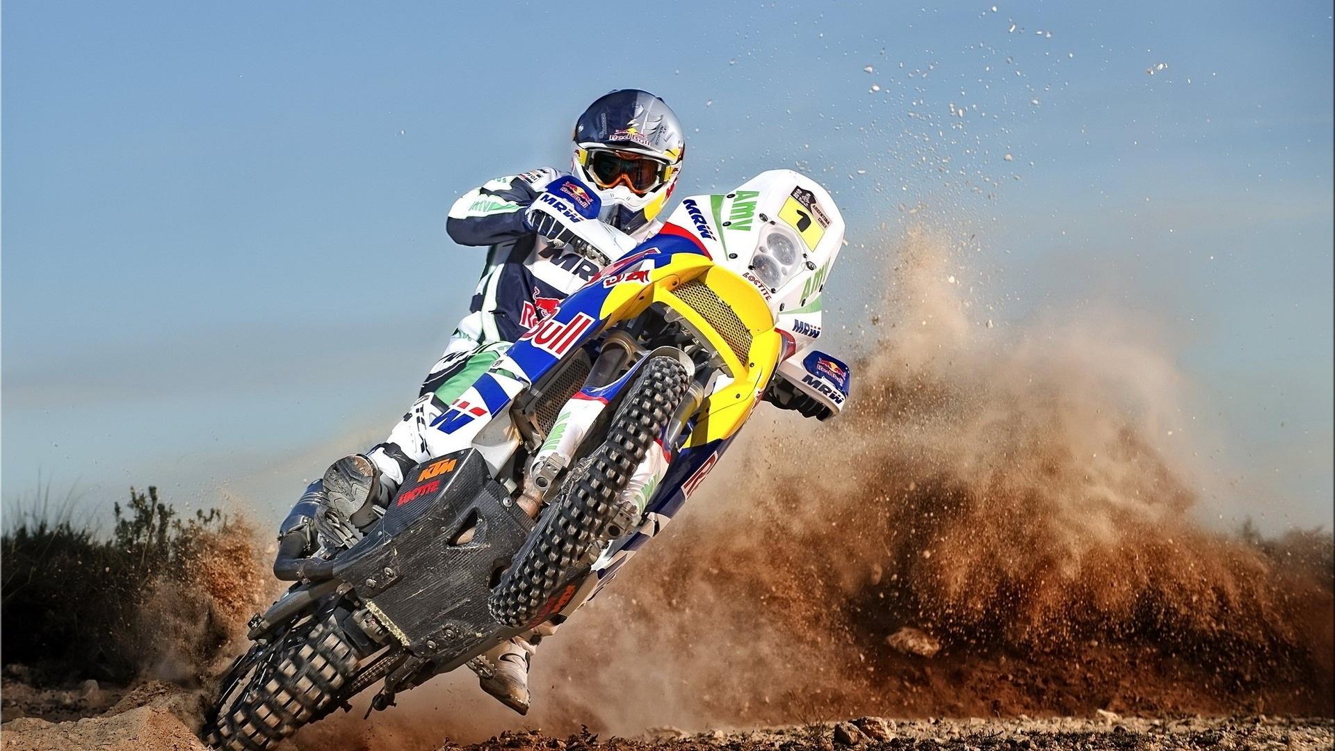 Pics Photos - Motorcycles Rally Dakar